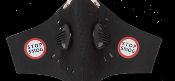 Maska Antysmogowa Neoprenowa z wymiennym filtrem